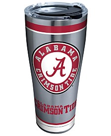 Tervis Tumbler Alabama Crimson Tide 30oz Tradition Stainless Steel Tumbler