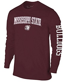 Men's Mississippi State Bulldogs Midsize Slogan Long Sleeve T-Shirt