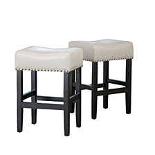 Set of 2 Lisette Counter Stools, Quick Ship
