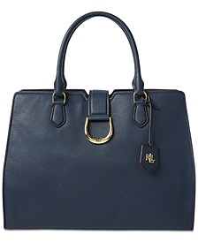 Large Kenton Leather Tote, Created for Macys