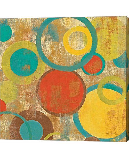 Metaverse Kaleidoscope III by Silvia Vassileva Canvas Art