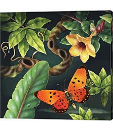 Acrea by Rosiland Solomon Canvas Art