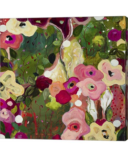 Metaverse Intuition by Carrie Schmitt Canvas Art