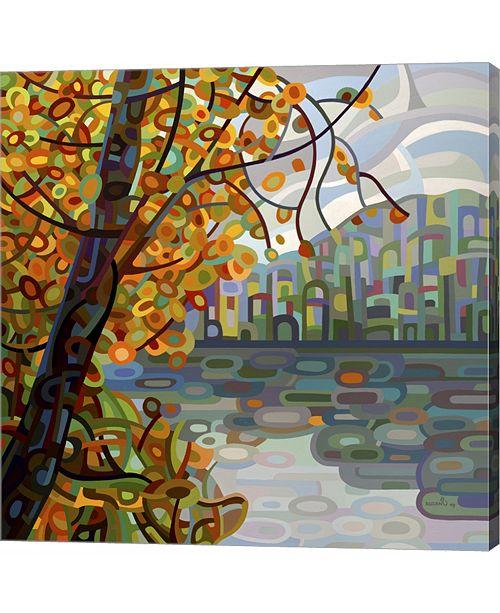 Metaverse Reflections by Mandy Budan Canvas Art