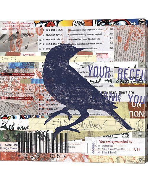Metaverse Tweet by Erin Clark Canvas Art