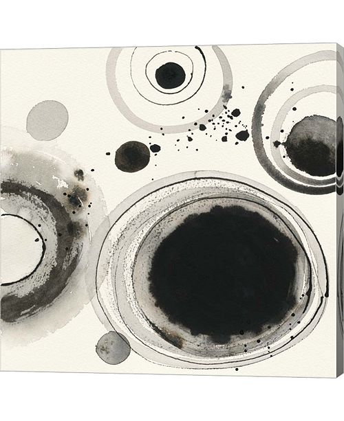 Metaverse Planetary IV by Shirley Novak Canvas Art