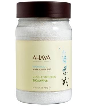 Mineral Bath Salt Eucalyptus