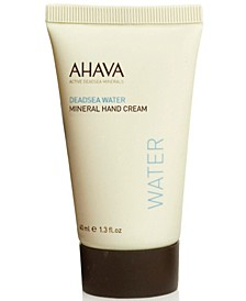 Mineral Hand Cream, 1.3 oz