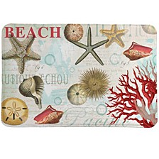 Dream Beach Memory Foam Rug