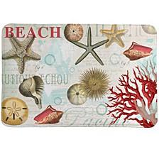Dream Beach Memory Foam Rug