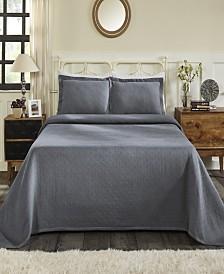 Superior Basket 100% Cotton Bedspread