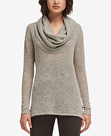 DKNY Cowl-Neck Sweater, Created for Macy's