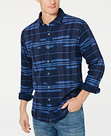Tommy Bahama Men's Amparo Plaid Shirt