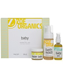 3-Pc. Baby Essentials Set