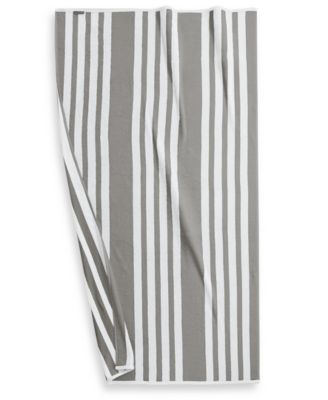 "Cabana Turkish Cotton 40"" x 70"" Stripe Resort Towel, Created for Macy's"