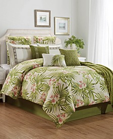 CLOSEOUT! St. Croix 10-Pc. Comforter Sets, Created for Macy's