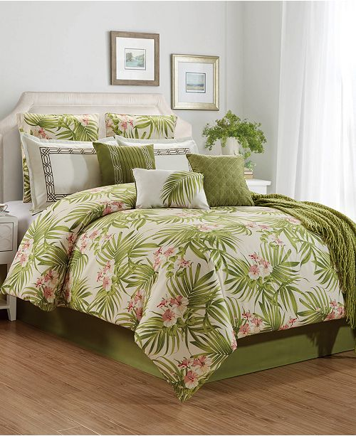 Hallmart Collectibles CLOSEOUT! St. Croix 10-Pc. Queen Comforter Set, Created for Macy's