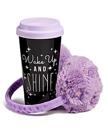 earmuff and mug set