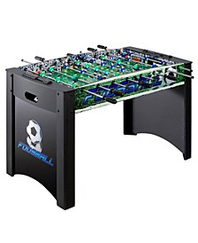 Playoff 4' Foosball Table, Soccer Game