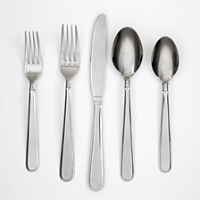 Rosalind Mirror 42-Piece Flatware Set, Service for 8