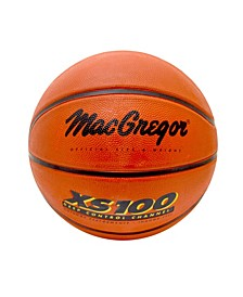 - Macgregor Xs-100 Size 7 Rubber Basketball