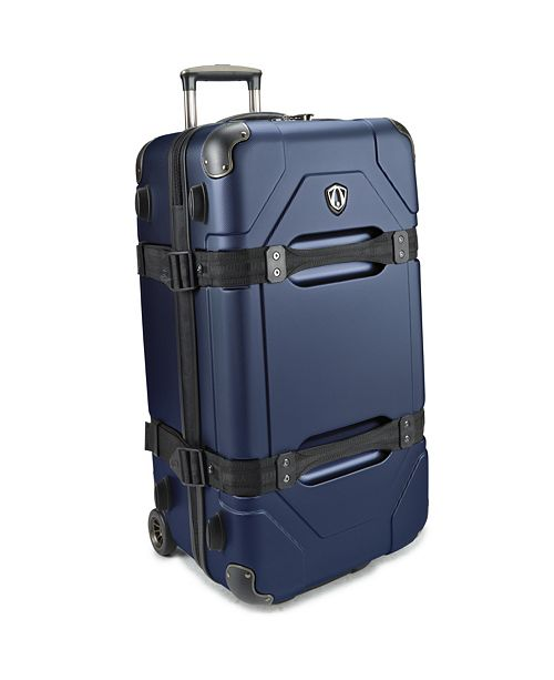 """Traveler's Choice Maxporter 28"""" Rolling Trunk Luggage"""
