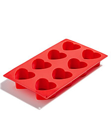 Martha Stewart Collection Heart Ice Tray, Created for Macy's