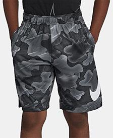 Nike Big Boys Dry Printed Training Shorts