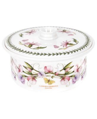 Bakeware, Botanic Garden Covered Casserole