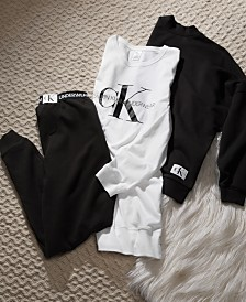 CK Monogram Logo Collection