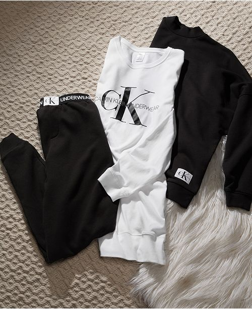 Calvin Klein CK Monogram Logo Collection