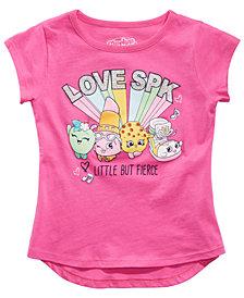 Shopkins Toddler Girls Little But Fierce T-Shirt