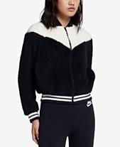 Nike Sportswear Fleece Bomber Jacket f2deae03cced