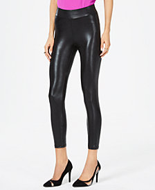 Thalia Sodi Liquid Leggings, Created for Macy's