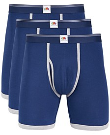 Men's 3-Pk. Limited Edition Boxer Briefs