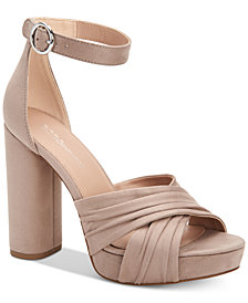 BCBGeneration Flora Platform Dress Sandals