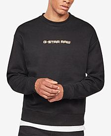 G-Star RAW Men's Logo Sweatshirt