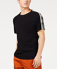 American Rag Men's Camo Trim T-Shirt, Created for Macy's