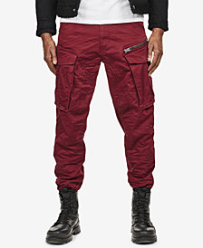 G-Star Raw Mens Zip Cargo Pants, Created for Macy's