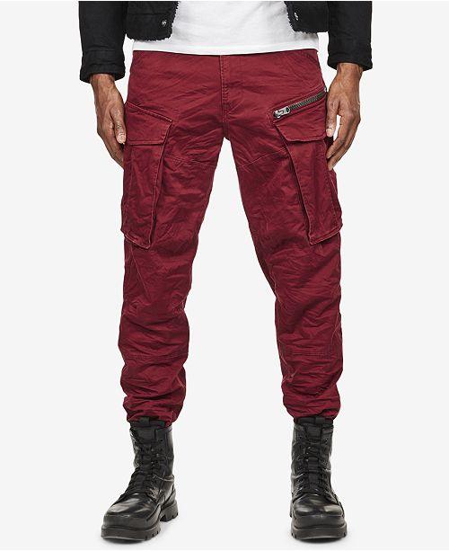 promo code buy quality G-Star Raw Mens Zip Cargo Pants, Created for Macy's & Reviews ...
