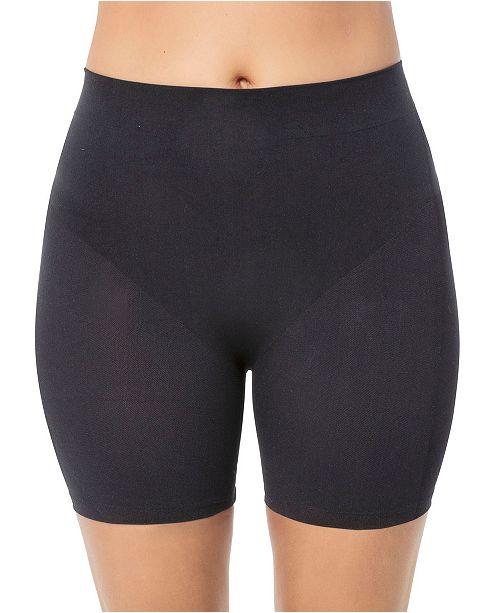 Leonisa Invisible Open-Back Butt Lifter Shaper Short