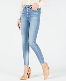 Joe's Bella Frayed Skinny Jeans
