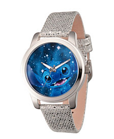 Disney Lilo and Stitch Women's Silver Alloy Watch