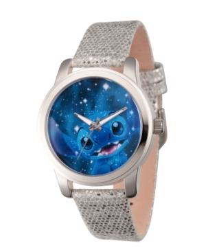 Disney Lilo and Stitch Women's Silver Alloy Watch