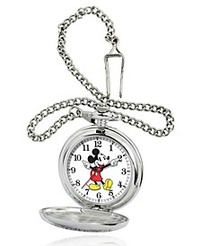 Disney Mickey Mouse Men's Pocket Watch
