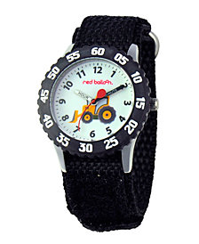 Red Balloon Boys' Stainless Steel Time Teacher Watch