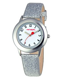 Red Balloon Girls' Stainless Steel Watch