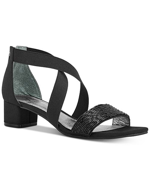 ba52470ad6cc5 Adrianna Papell Teagan Evening Sandals & Reviews - Sandals & Flip ...