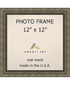 "Amanti Art Barcelona Champagne 12"" X 12"" Opening Wall Picture Photo Frame"