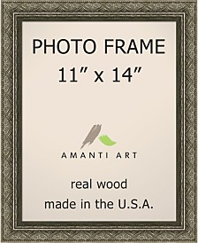 "Amanti Art Barcelona Champagne 11"" X 14"" Opening Wall Picture Photo Frame"